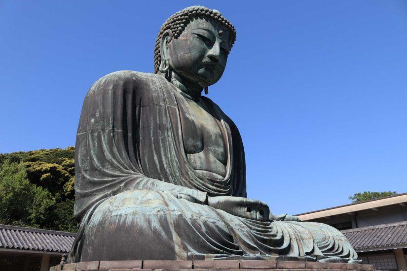 Kôtoku-in Daibutsu Japon