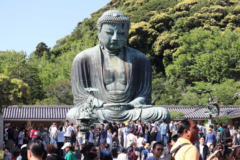 Kôtoku-in Daibutsu Kamakura