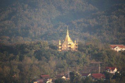 mont phousi - Laos, Virtual Trip