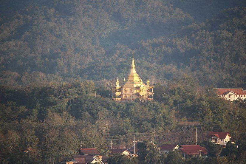 Le Vat Phon Phao, temple octogonal à Luang Prabang - Laos, Virtual Trip