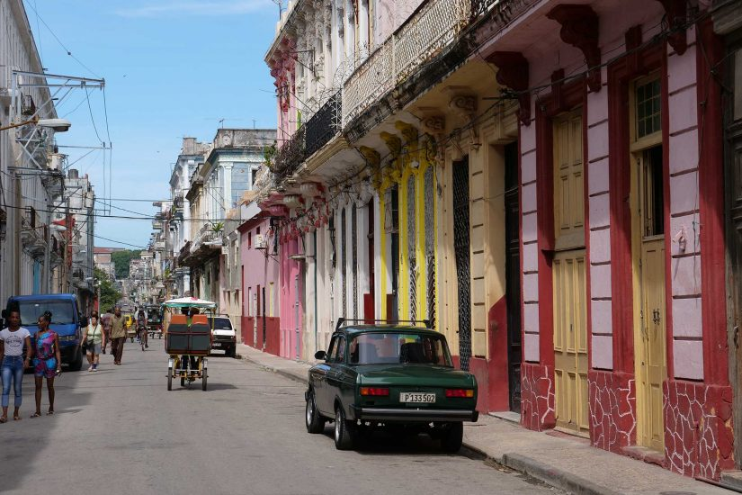 Centro Habana streets