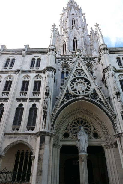 Iglesia Del Sagrado Corazon de Jesus Centro Habana