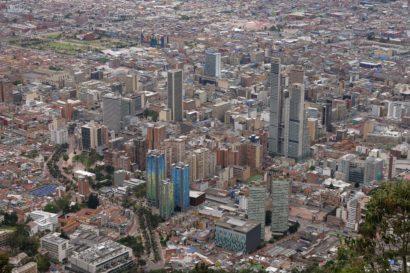 Monserrate Colombie