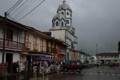 Filandia Colombie