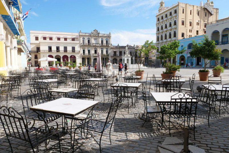 plaza vieja