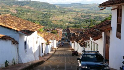 Barichara Colombie