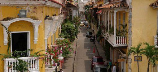 Cartagena Old City