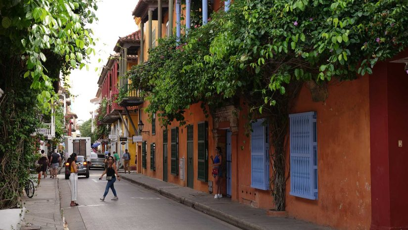 Cartagena Old City