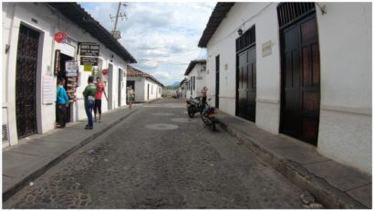 Giron Colombie
