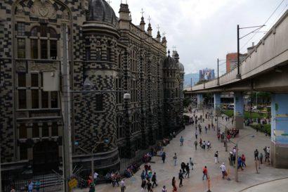plaza botero Colombie