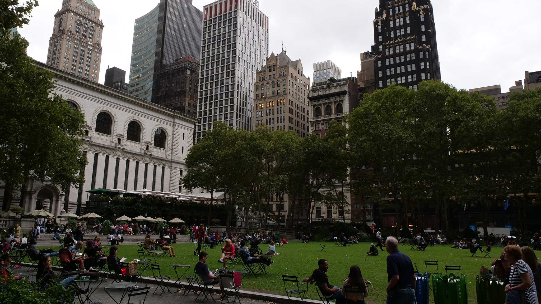 Midtown bryant park
