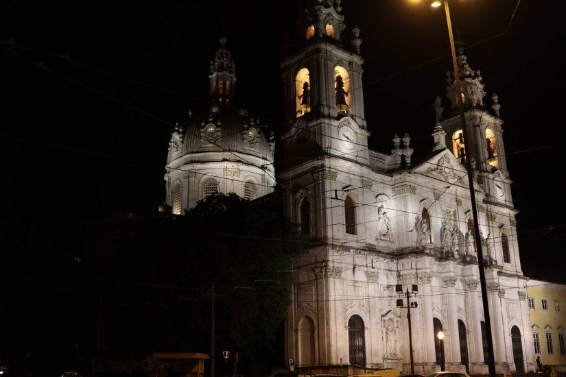 Basilique d'Estral Lisbonne