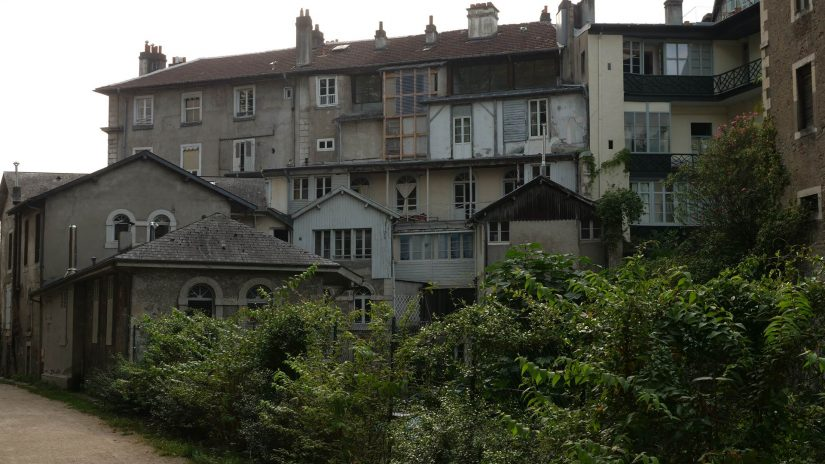 Pau - quartier le Hédas