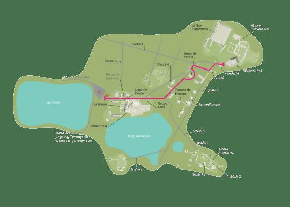 coba map left