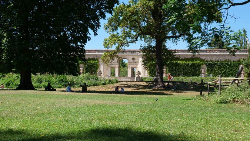 Jardin Botanique à Bordeaux