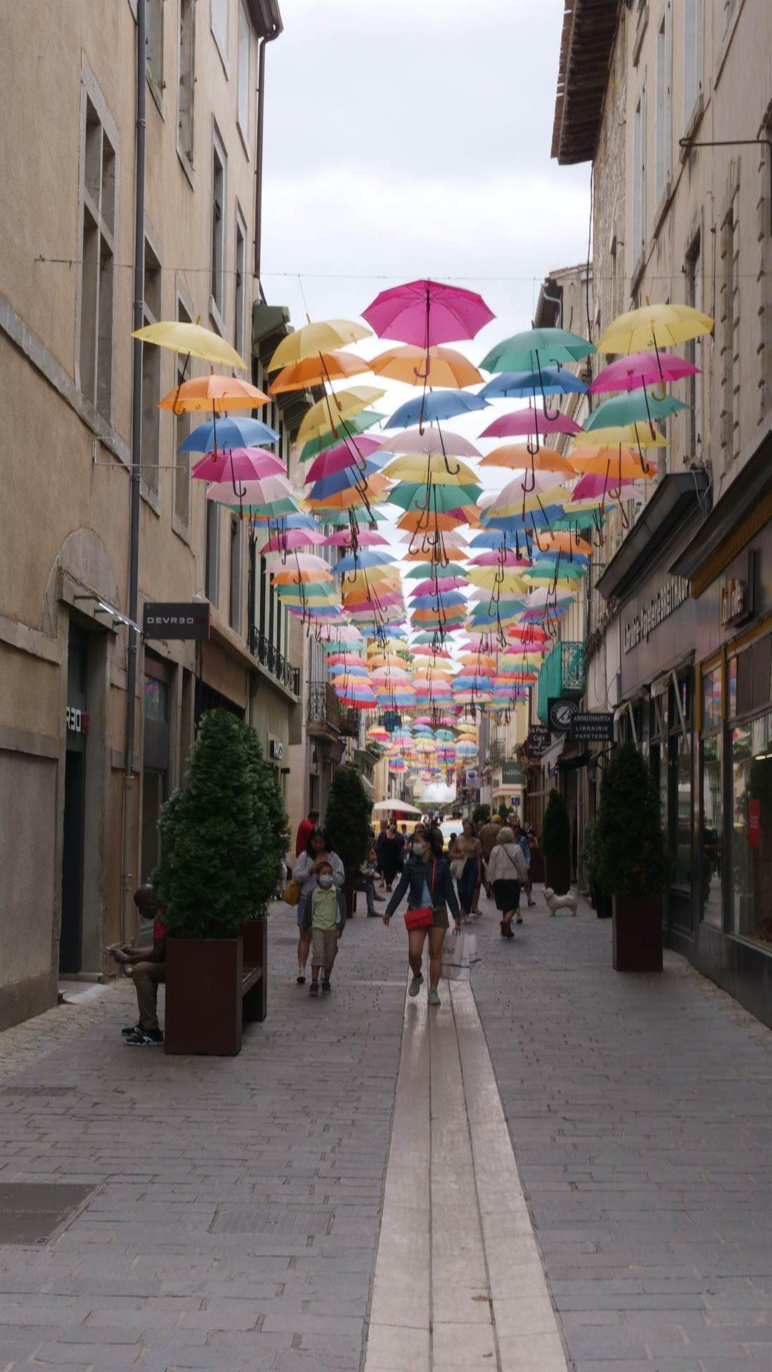 rues de Carcassonne