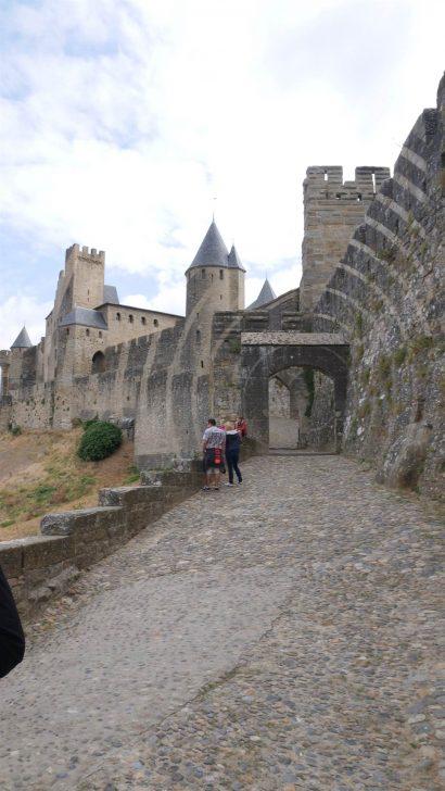 petit train de carcassonne