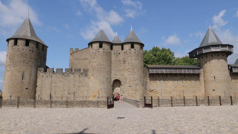 château comtal carcassonne