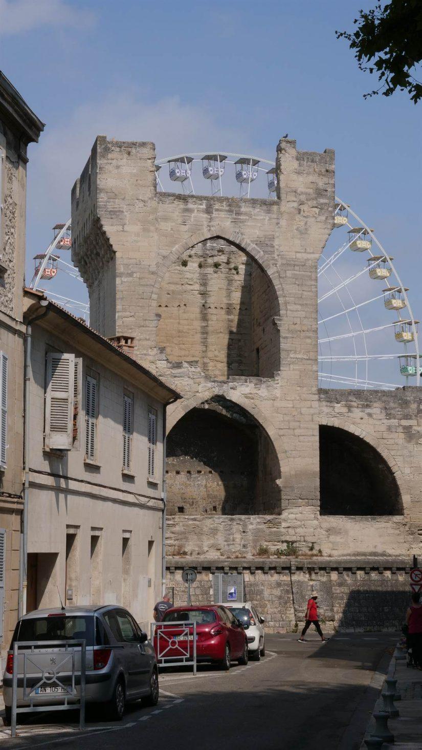 Rempart d'Avignon