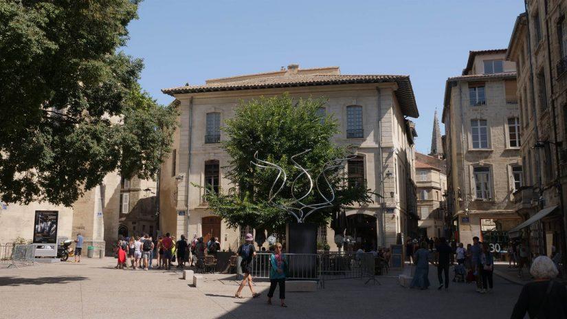 Place des Corps Saint Avignon
