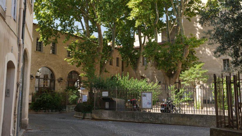 médiathèque d'Avignon