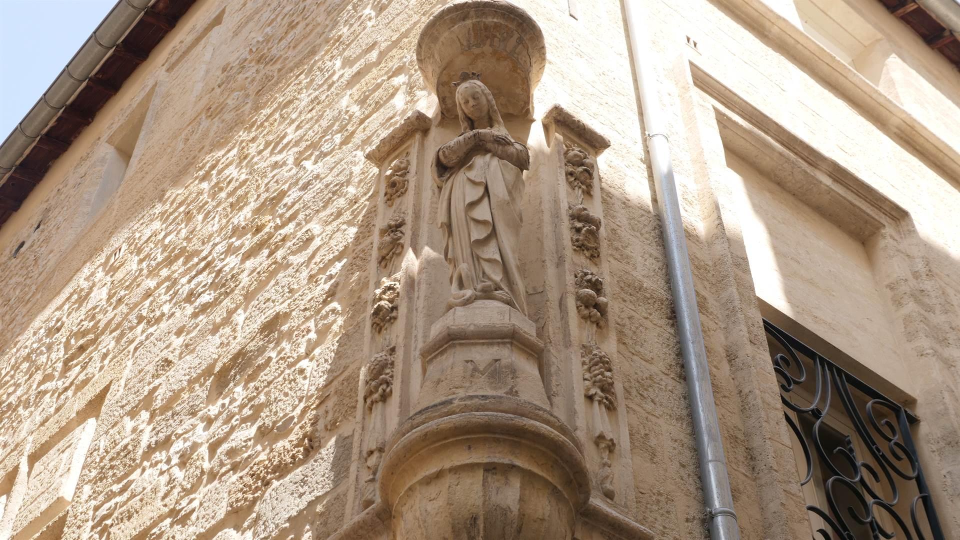 ruelles d'Avignon