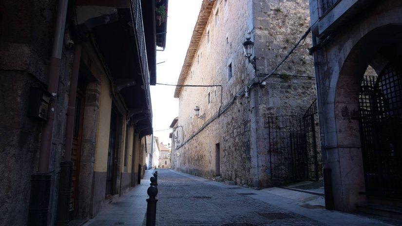 calle san francisco Laredo