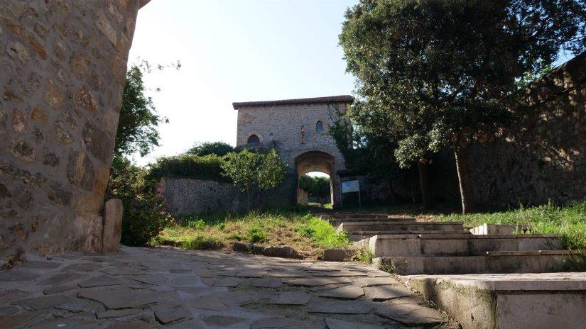 La porte de San Lorenzo ou Bilbao