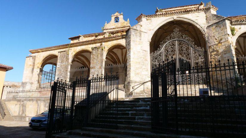 La Iglesia Gótica de Santa María de la Asunción