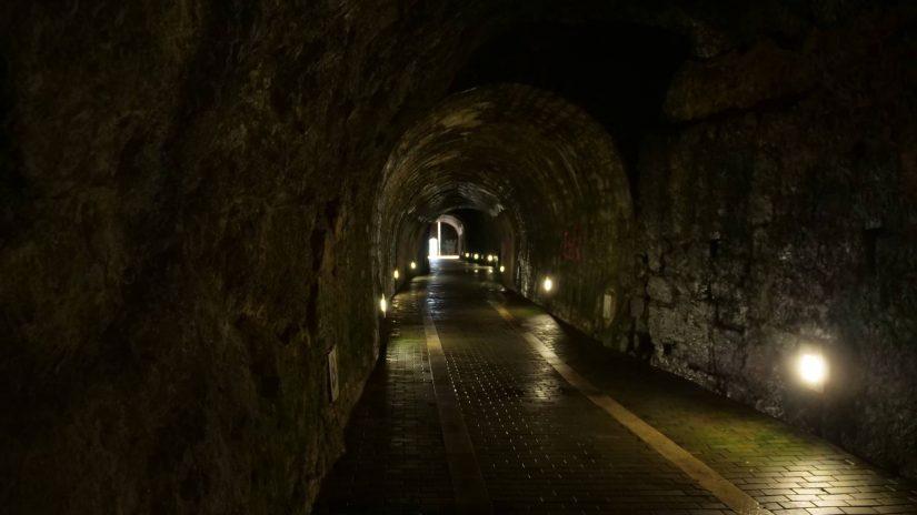 El túnel de la Atalaya
